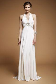 Jenny Packham - for designing my dress :-)