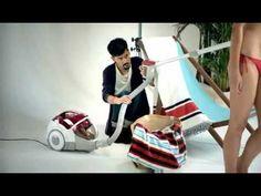 Dyson Vacuum commercial - haha