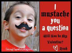 Love this valentine!!