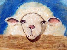 lamb lamb art