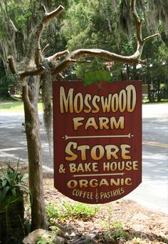 Mosswood Farm - Store and Bakehouse! Explore Gainesville, home of the University of Florida!