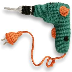 Hand Made Crochet Drill: 100% cotton. Made in Germany.