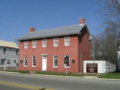 Levi Coffin State Historic Site  Learn more about home where Levi and Catharine Coffin helped more than 2,000 slaves escape to freedom. (Building - #66000009 on the National Register of Historic Places.