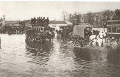Paris, crue 1910
