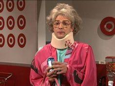 Claaaaaasic Peg. Target skit. SNL. Justin Timberlake