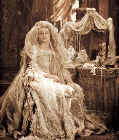 Miss. Havisham