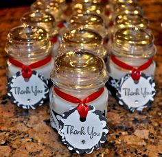 candle party favors