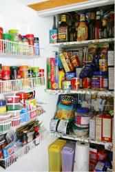 kitchens, idea, foods, clean, organized pantry, pantries, pantry organization, kitchen pantri, pantri organ