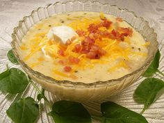 Crockpot Loaded Baked Potato Soup..is it as great as Chili's?
