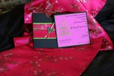 Design Dazzle: Chinese Themed Birthday Party