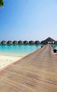 Kanuhura Hotel, Maldives