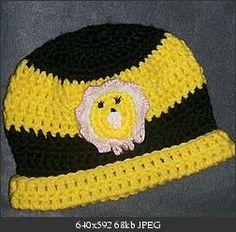 Baby Bee - free crochet pattern