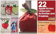 22 Apple-licious Classroom Activities and Freebies - Teach Junkie
