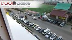 Choca 14 autos con un tractor haz click en la imagen para ver el video en Youtube