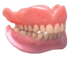remov dentur, health