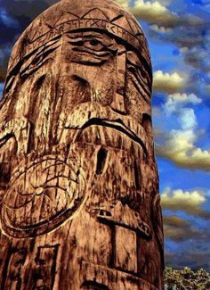 Druids Trees:  Totem of the Trees.