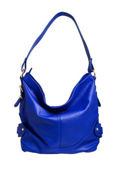 Lucia Bag in bold blue