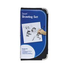 Jasart Drawing Wallet Set $29.95
