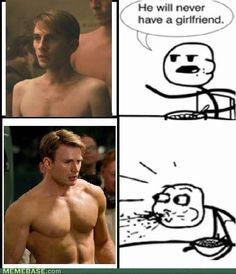 Captain America<3 @Natalie Hazel