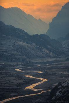 Nepal, by Anton Jankovoy.