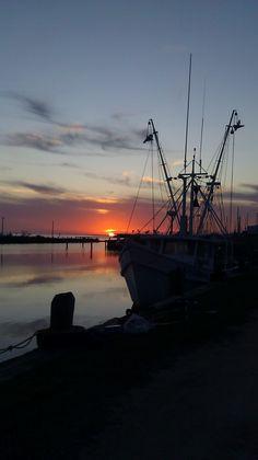 Palacios Tx. Sunset