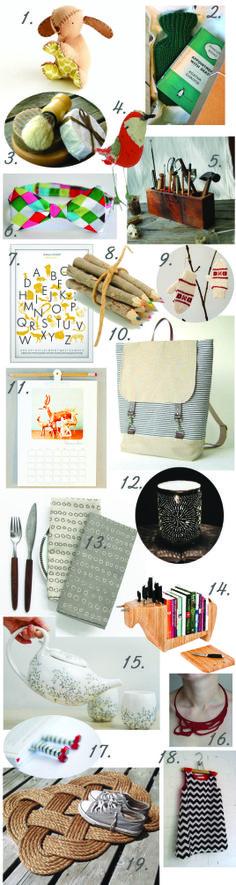 nice Handmade Christmas Gift Ideas
