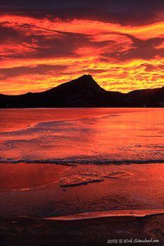 Lake Estes, Estes Park, Colorado