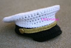 police/military inspired cap