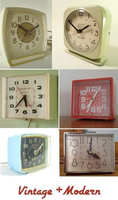 Awesome clocks