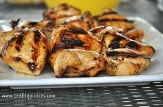 Mama's Sweet Marinade Chicken