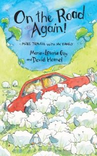 On the Road Again by Marie-Louise Gay and David Homel   Charlie and his family are on the road again — this time to spend a year in the South of France. Unhappy at first, not wanting to leave his friends, his school and big-city life, Charlie soon finds himself caught up in the new adventures in their little village of Celeriac.   Lovely Kids eBook!