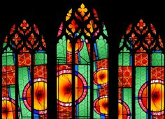 Upbeat window by Troy Moody.