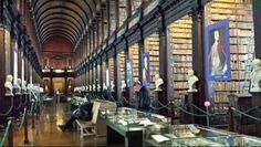 Trinity dublin library
