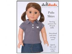 polo shirt (free pattern)