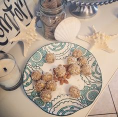 Mango Coconut Beach Babe Balls from the Tone It Up Nutrition Plan! Shared by _mrsarh.