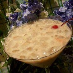 Boston Creme Pie Martini Recipe