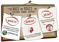 The Buzz on #Scuzz - Lather. Rinse. Repeat. - #Germs can spread when people #touch things that are covered with them (like the door handle). But there is one thing you can do to stop germs in their tracks. #WASH YOUR #HANDS!