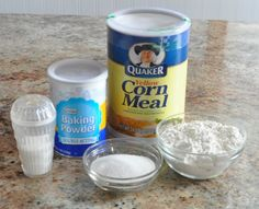 Make your own Jiffy Corn Muffin Mix at Home