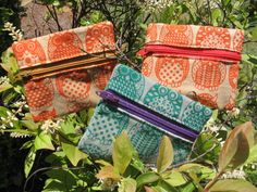 Owl Parliament Coin Pouches by tiffanyharvey, via Flickr