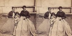 photo and article about Selina Gray, Robt. E. Lee's house slave