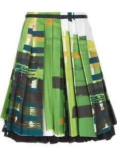 Pleated Skirt by Eggs