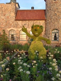 :DISTherapy: 2014 Epcot International Flower & Garden Festival Preview~ Topiaries