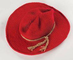 Rodeo Hat   crochet today