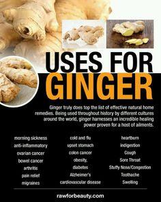 Benefits of ginger   #health #foods