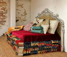 Book bed