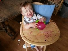Help me with my fussy eater - Read our mums' blogs @ www.baby.co.uk