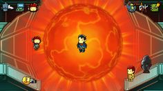 Superboy Prime. #Scribblenauts #ScribblenautsUnmasked #DCComics #Superboy
