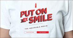 Coca-Cola: The Wearable Movie