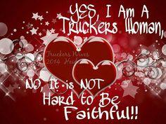 Truckers Wife Graphics | Via Melissa Tisdale