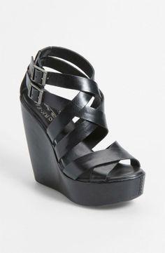 Kork-Ease 'Hailey' Wedge Sandal.
